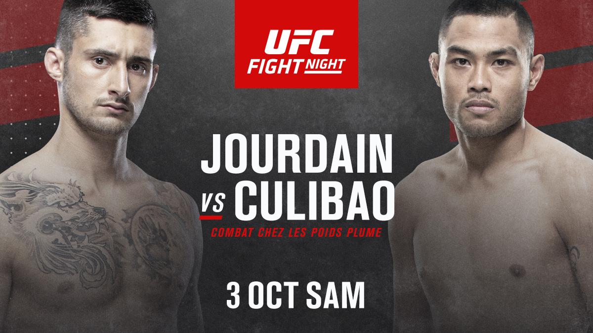 Jourdain vs Culibao Annoucement